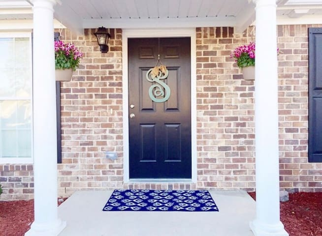 Charming Rental in Aiken - Aiken - Casa