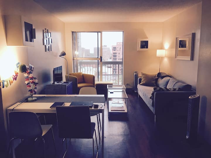 Cozy, neat, spacious 2 BR apartment in East Harlem