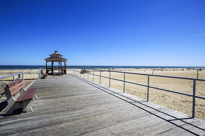 Amazing Jersey Shore Hideaway with Spacious Yard!