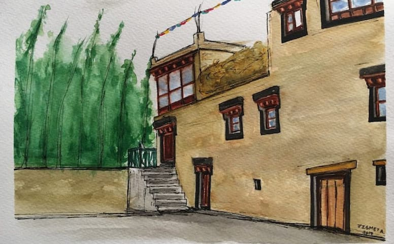 Raku House