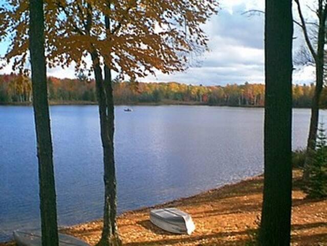 Heaven on Stevens Lake