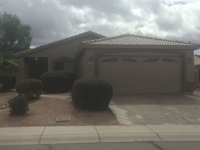 Room 2 near Skyharbor & South Mtn No Cleaning Fee!