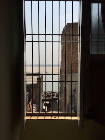 indra guest house - Varanasi - Maison