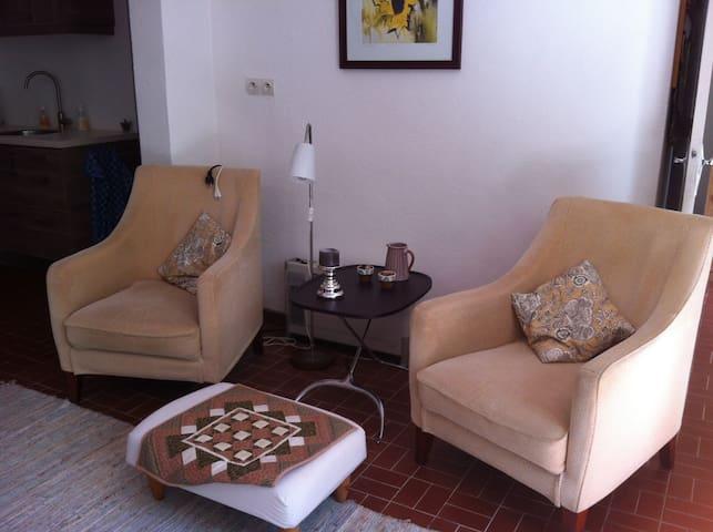 Cosy living room, pièce à vivre confortable