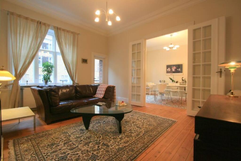 Livingroom a suite