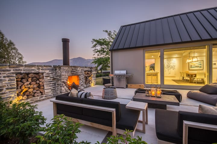 Luxury. Views. Privacy. Style.