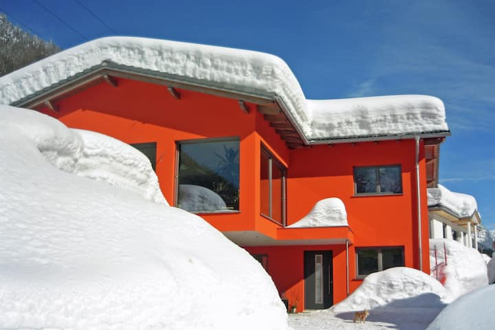 Comfortable Apartment near Ski Area in Dalaas