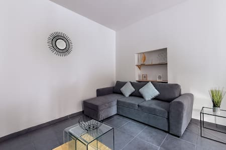 Cocon moderne et cosy + parking en option