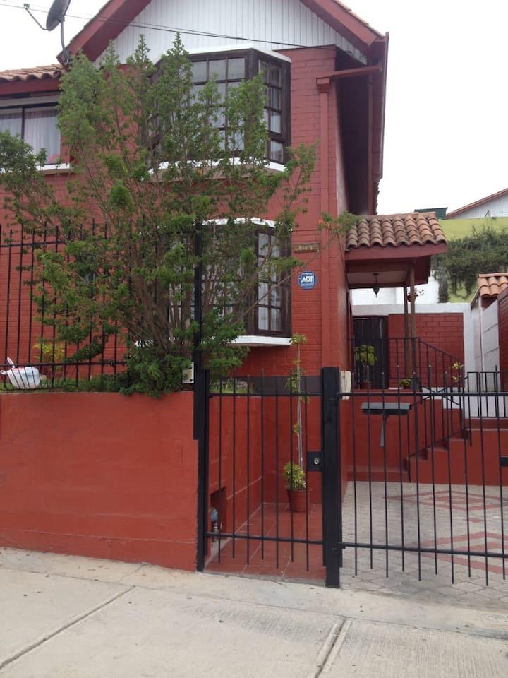Casa veraneo La Serena para 7 personas