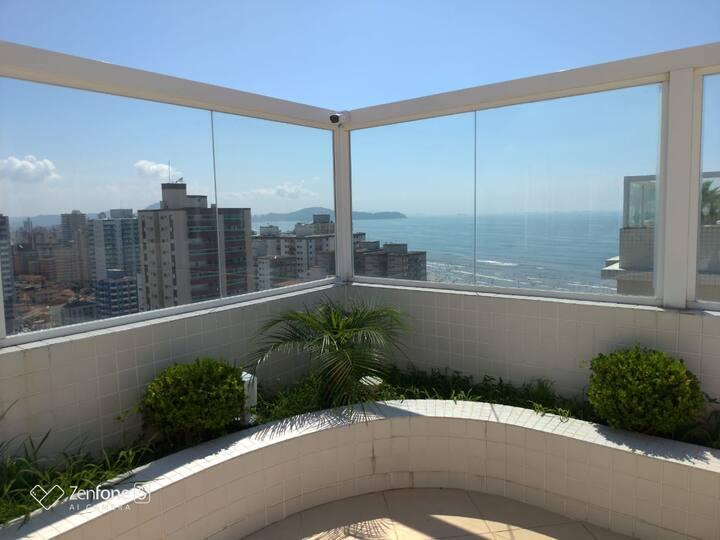 Apartamento luxo próximo à praia. Praia Grande/SP