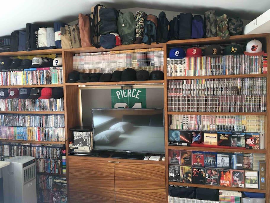 42吋電視 智慧電視 供房客收視