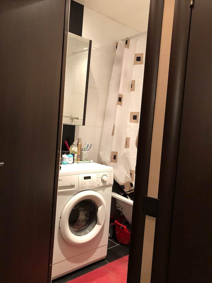 Двухкомнатная квартира, ул. Бытха, 41
