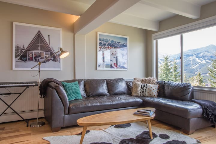 Breck Condo - Million Dollar View