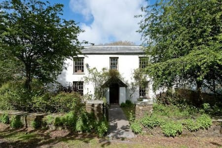 Helsett Farmhouse - Boscastle - Casa