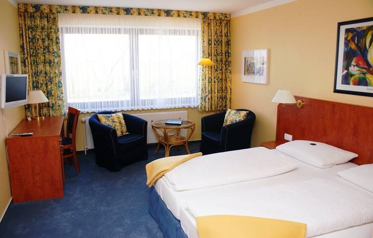 Doppelzimmer incl. Frühstücksbuffet - Sankt Peter-Ording - Bed & Breakfast