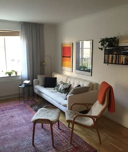 Apt 46 sq.m 15 min from central st! - Stokholm