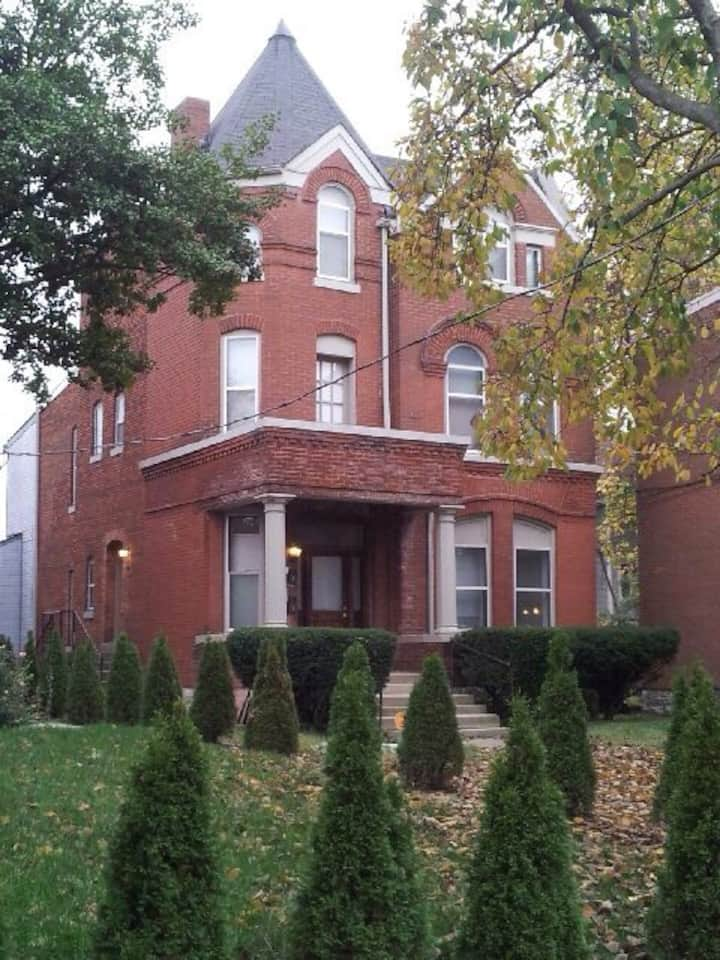 Old Louisville Comfort & Convenient