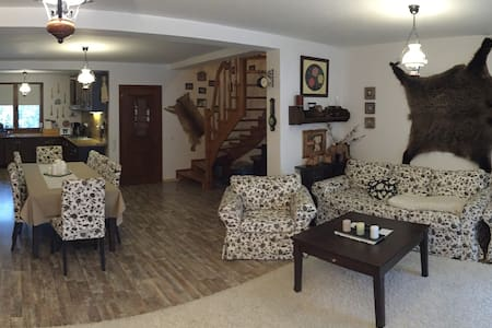 Mountain View Guesthouse - Predeal - Vila