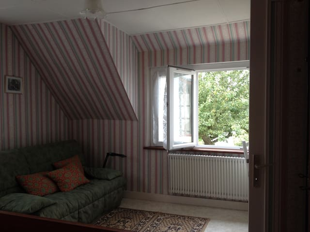 Appartement dans maison ancienne - Kerlaz - Lägenhet