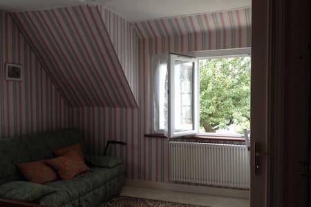 Appartement dans maison ancienne