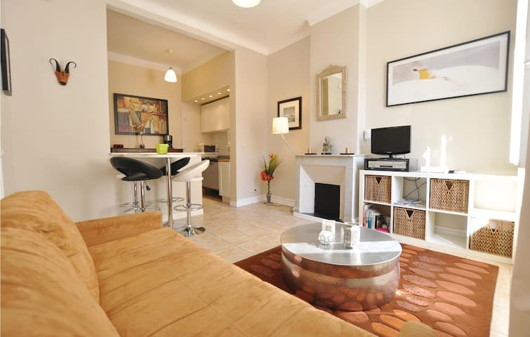 Holiday apartment with 1 bedroom on 40m² in Cannes