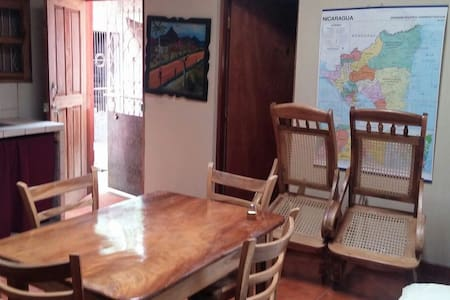 Private Guest House W/Patio - San Marcos - Apartamento