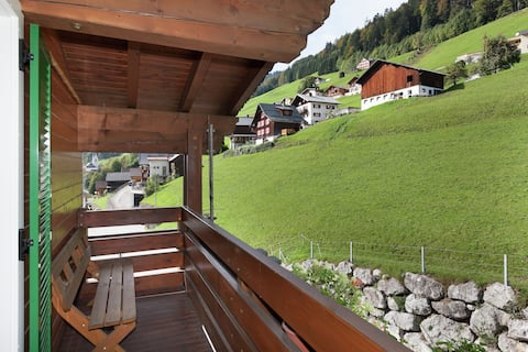 Cosy Holiday Home in Sonntag near Ski Area