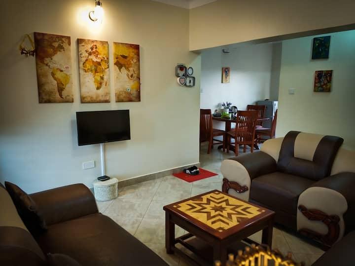 ☀ Kampala Kisaasi Bahai Apartment ☀