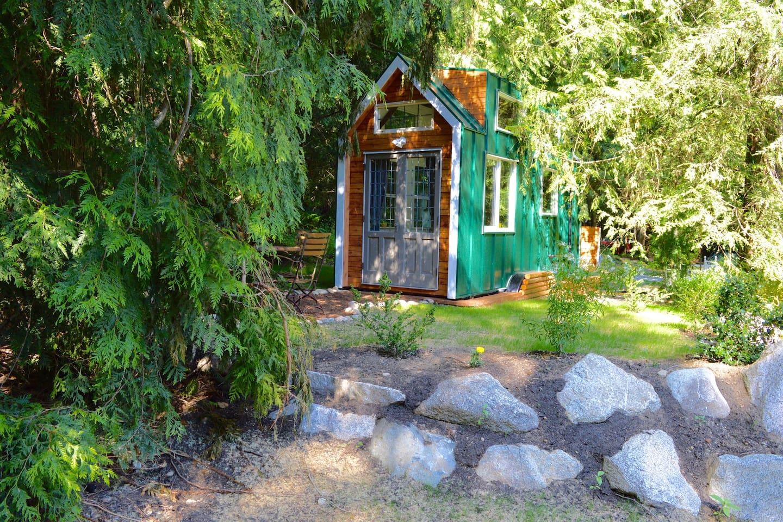 Roberts Creek Park Tiny House