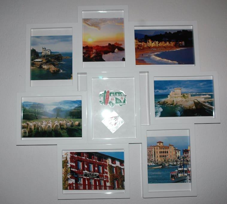 photos de la région