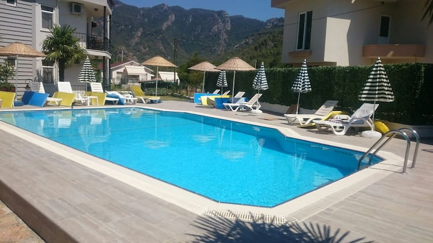 Authentic Turkish Village house - Marmaris - Talo