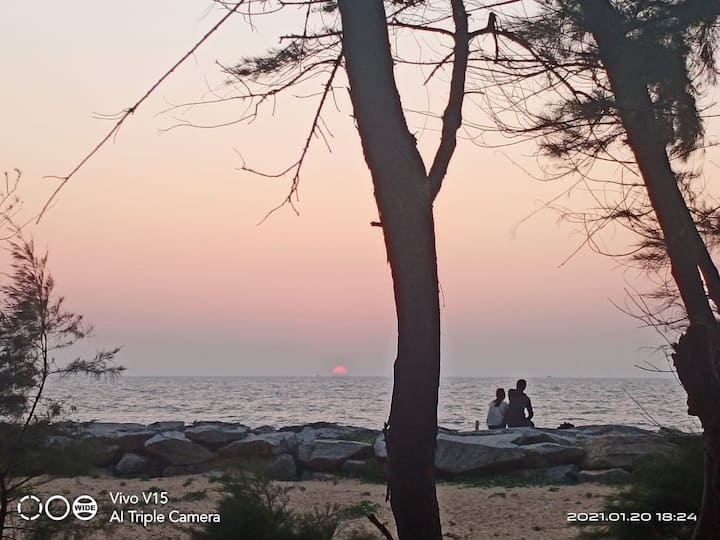 His Grace BEACH TENT STAY @ MALPE BEACH