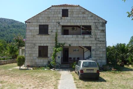 Studio Apartmant A /Slano - Slano - Wohnung