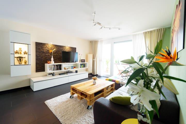 enjoy our modern apartment!