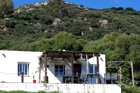 Cosy 1 bed detached house with breathtaking views - Tarifa - Ev