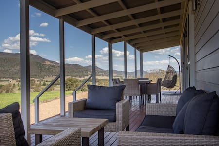 Private cottage with spectacular views