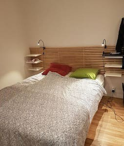 Pleasent room in shared apartment