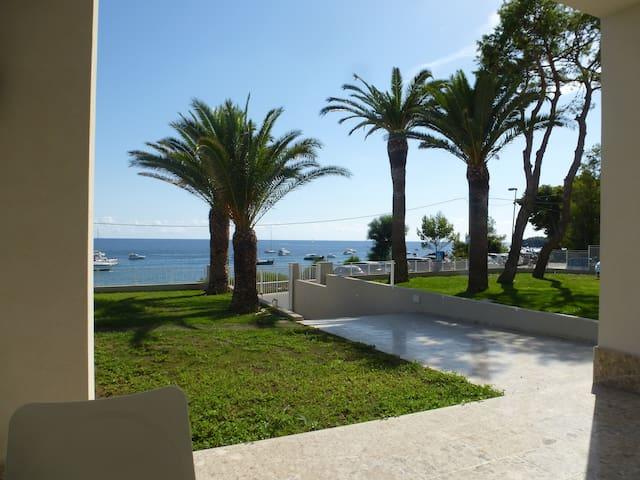 Villa sul mare del Cilento OGLIASTRO - Castellabate - Apartamento