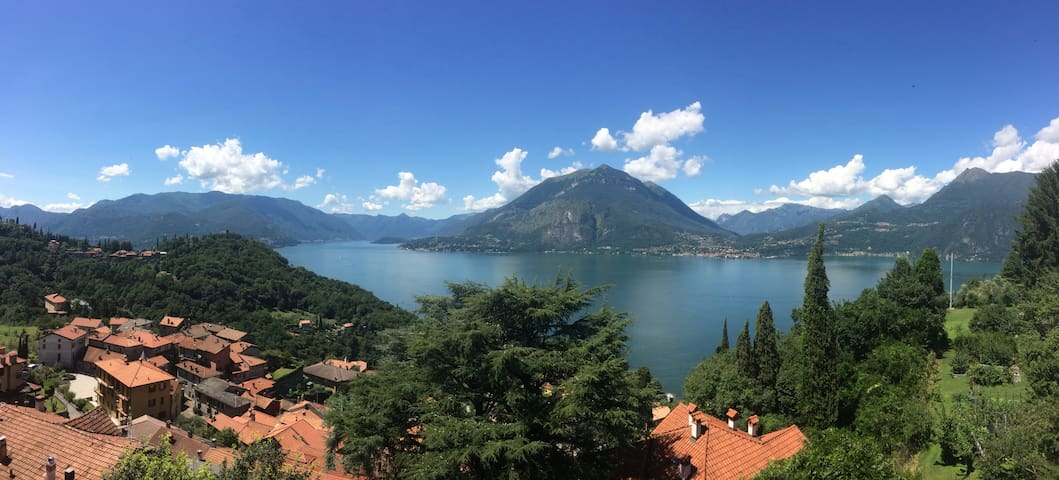 Casa Valeria: The best view over Lake Como