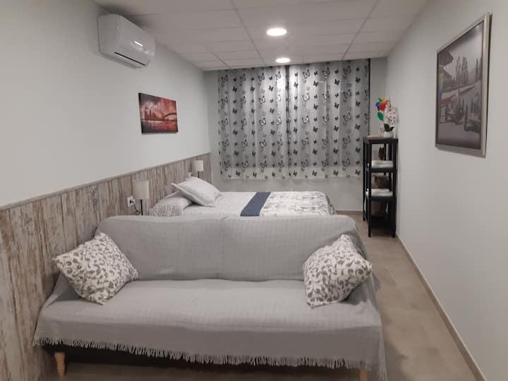 Apartamento 2 PAX CAL RIBERO