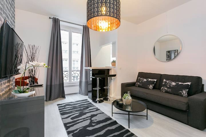 LITTLE COSY STUDIO 2P NEAR EIFFEL TOWER