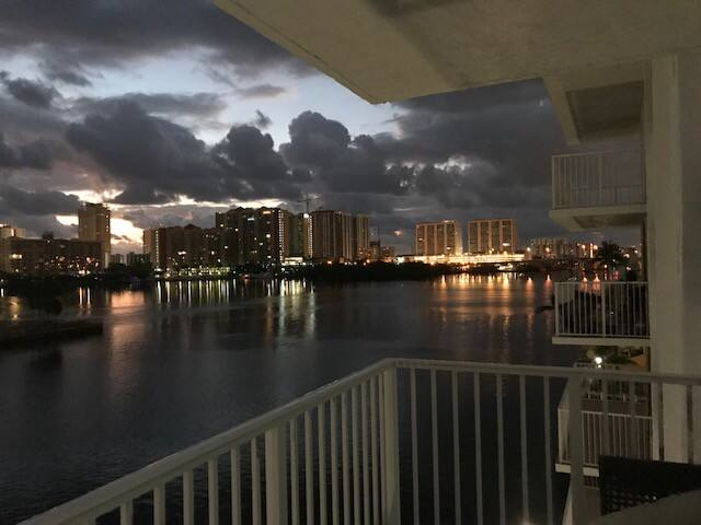 Tranquility by the water, North Miami Beach