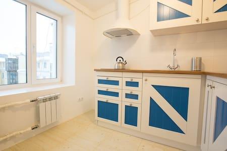 уютная мансарда в центре - Sankt-Peterburg - 公寓