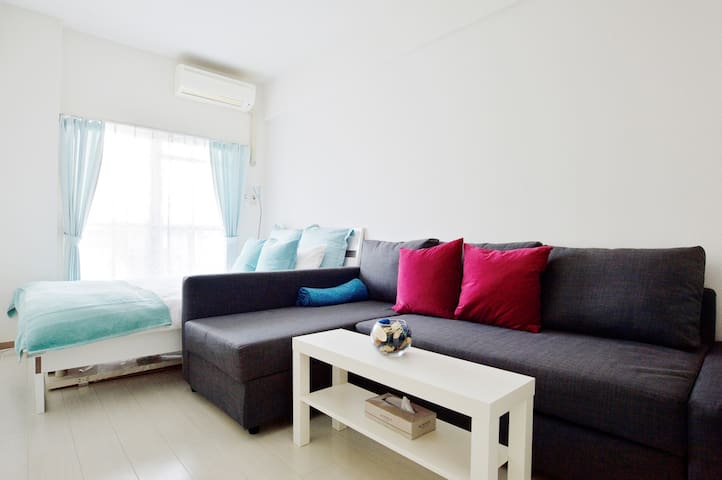 Urban Home 1 /Namba Station 2 min walk - Osaka - Appartement