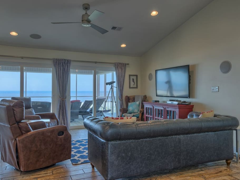 Ocean views from every room!