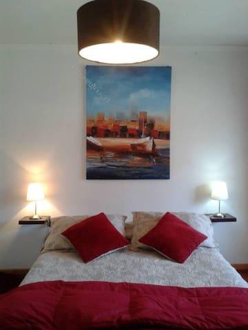 Hermoso departamento vista al mar cerro Bellavista