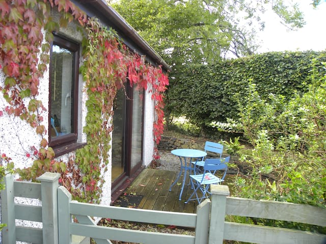 Private studio-annex in the beautiful Tamar Valley - Lower Metherell - Apartemen