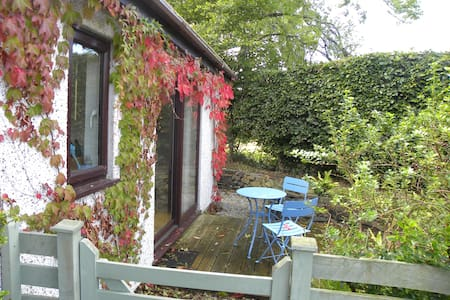 Private studio-annex in the beautiful Tamar Valley - Lower Metherell - Apartament