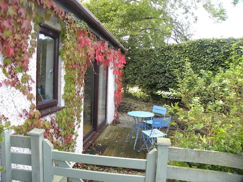 Private 1-bed annex in the beautiful Tamar Valley