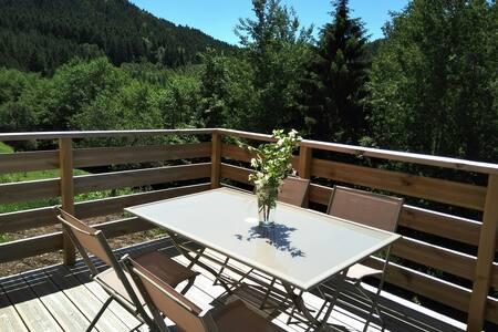 Gîte avec terrasse proche Gérardmer